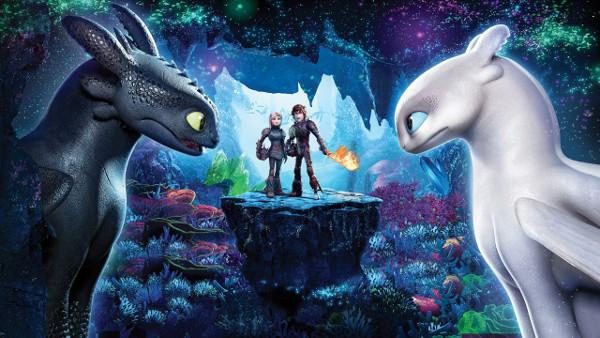 Cómo entrenar a tu dragón 3: La épica aventura de Dreamworks llega a su fin