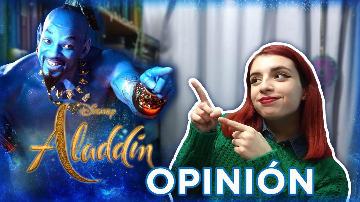 Películas: Aladdin (posiblemente con SPOILERS)